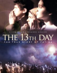 Movie on the Miracle of Fatima